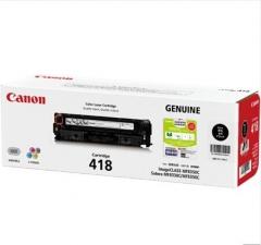 <非现货2-7日达> 佳能(Canon)CRG-418 BK 黑色硒鼓 货号300