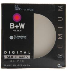 <非现货2-7日达>B+W 82mm XS-PRO超薄多层纳米镀膜UV镜 货号300
