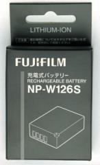 <非现货2-7日达>富士 原装NP-W126S 电池(富士(FUJIFILM)X-T2专用) 货号300