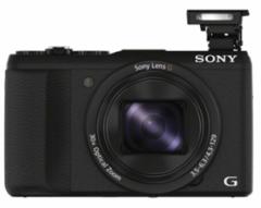 <非现货2-7日达>索尼(SONY)DSC-HX60黑色数码相机 货号300
