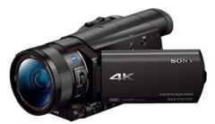 索尼(Sony) FDR-AX100E 4K高清数码摄像机  ZX.142