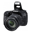 佳能(Canon)EOS 80D  单反套机