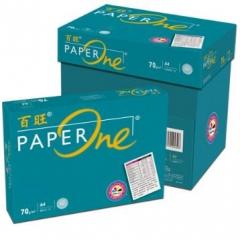 <非现货2-7日达>百旺 70g A4高级复印纸 8包/箱 (单位:箱) 货号300