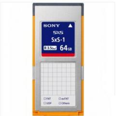 非现货2-7日达 索尼 SBS SXS 内存卡 64G 适用于摄像机 货号300