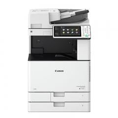 佳能 Canon A3彩色数码复印机 iR-ADV C3525 (复印/网络打印/网络扫描/标配WiFi/红头专色/双面器/双纸盒/双面输稿器)  FY.021