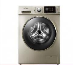 美的(Midea) MD100-1433WDXG 10kgWIFI变频烘干全自动洗衣机 货号590.A9