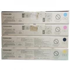 东芝墨粉PS-ZTFC505CY 黄色高容 货号600