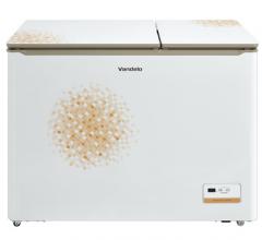 美的 BCD-186DKEV 双温双室 卧式冷柜  DQ.1002