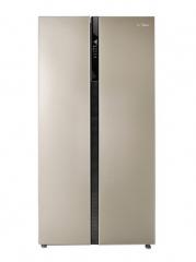 美的545L对开门冰箱BCD-545WKM(Q)