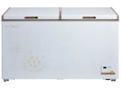 美的(Midea)BD/BC-415DKEM 415L 大冷冻力冷冻冷藏大容量冷柜 DQ.1067