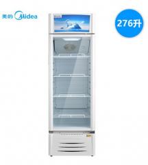 美的 SC-276GWMQ 立式冰柜商用冷柜 DQ.1070