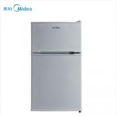 美的(Midea) BCD-88CM 冷冻冷藏双门冰箱 DQ.1010