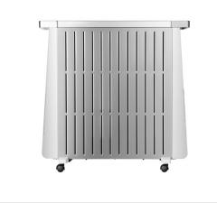 现货2日达  美的(Midea)电暖气 电热油汀13片NY2213-17BR   货号MD12580