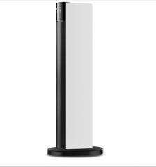 现货2日达  美的(Midea)立式暖风机 电暖风家用 摇头电暖器取暖器NTH22-18AR  货号MD12580