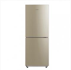美的 (Midea)冰箱 BCD-207WM 两门风冷无霜 207升 芙蓉金