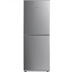 Midea/美的 BCD-195M(ZG)美的冰箱家用双门电冰箱两门冷藏冷冻