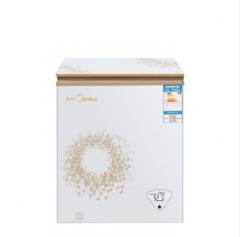 美的(Midea)BD/BC-103KGM 单温103升一室冷冻冷藏转换冰柜  MD12580