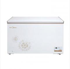 美的 (Midea) BD/BC-301KEM 301升卧式单门冰柜 冰鲜 MD12580