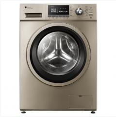 小天鹅(LittleSwan)TD80-1411DG 8公斤滚筒洗衣机 变频洗烘一体机