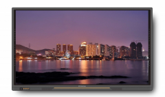 鸿合HiteVision交互触控一体机HD-I6579E 65英寸 裸机