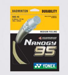 尤尼克斯羽毛球线NANOGY 95,货号008.ZH095