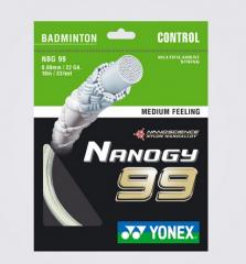 尤尼克斯 羽毛球线NANOGY 99,货号008.ZH092