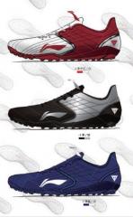 李宁 青少年足球鞋 ASTM012 39码