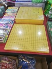木质棋盘密度板双面棋盘 中国象棋 围棋盘  五子棋棋盘,货号008.ZH042 15mm