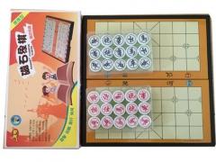 友明儿童学生磁石折叠中国象棋磁力磁性便携象棋小号套装,货号008.ZH029
