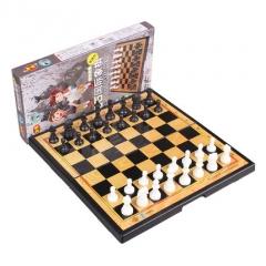 正品友明儿童磁石折叠国际象棋,便携国际象棋大号套装货号008.ZH311