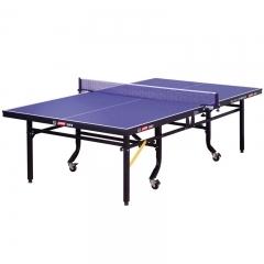 【非现货 定制商品 七日达】红双喜 室内乒乓球台 T2024 (两年质保) 货号007.S1