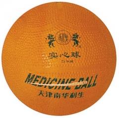 【现货 隔日达】南华利生 实心球 5kg (10个装) 货号007.S3
