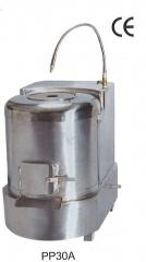 时代 恒联PP30A薯仔脱皮机30公斤商用土豆去皮机