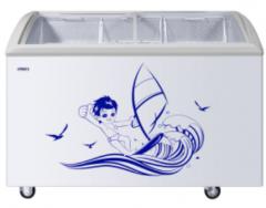 海尔(Haier)SC/SD-262C (透明玻璃门)商用冷藏冷冻冷柜 DQ.1068