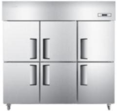 现货次日达 海尔(Haier) 厨房冰箱 SL-1450C3D3直冷四门冷冻柜商用不锈钢酒店厨房冰箱 货号009