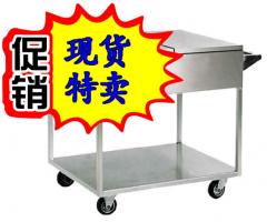 简易调料车不锈钢调料车厨房配料移动简易推车组装商用多功能饭店专用调 货号009