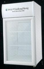 容声   单门冷藏饮料展示柜 食品留样柜 留样展示柜饮品保鲜柜立式 货号009