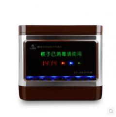 绿园全自动筷子消毒机商用微电脑智能筷子机消毒筷盒柜送筷子  货号009