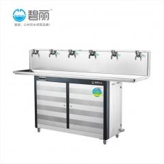 碧丽 JO-6E 饮水机不锈钢节能立式温热过滤电开水器开水机医院商用 DQ.1177