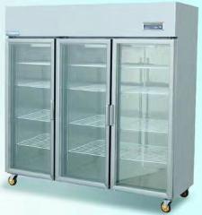 香港奥克斯商用保鲜柜鲜肉猪肉牛肉柜冷藏立式展示柜超市冰柜   货号009