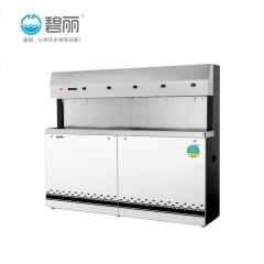碧丽BCJO-6Q3商用温热饮水机不锈钢步进式电开水器开水机带净化    货号009