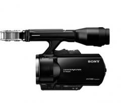 索尼(SONY)NEX-VG30EM 高清数码摄像机套装 E PZ 18-105mm F4镜头  货号013.LK