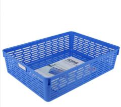 得力(deli)929 A4塑料文件篮 5个起送  货号013.LK