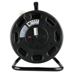 公牛线盘GN-807/2*1.5平方30米漏电保护移动拖线电缆盘线轴 绕线盘卷线盘货号095.S2