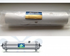 ADP净来不锈钢管道式净水器原装超滤膜活性炭滤芯货号099.L47