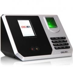 无现货7日达 得力(deli) 3959 指纹加人脸识别考勤机 混合识别打卡机 货号016.LG3009