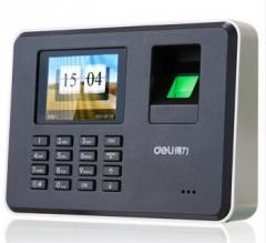 无现货7日达 得力(deli)3947 指纹考勤机 指纹机 考勤 打卡机    货号016.LG3001