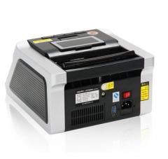现货隔日达 得力(deli)3913翻转屏智能点钞机 银行专用验钞机  货号016.LG3012