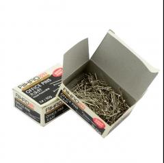 爱好2230镀镍大头针定位针衬衣定位针金属固定针   10盒/包   货号099.C0100