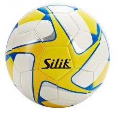 斯力克/Silik 足球 青少年标准足球 贴缝耐磨PU皮 一体内胆 302 4号 5个/组J   货号016.LG3093